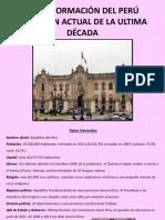 Evolución y Situación Actual en La República Del Peru