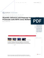 Gazeta Wypadek Radiowozu