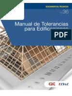 Manual de Tolerancias Para Edificaciones
