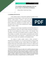POLUIÇÃO MARINHA E RESPONSABILIDADE CIVIL NAS ATIVIDADES OFF-SHORE DA INDÚSTRIA DO PETRÓLEO