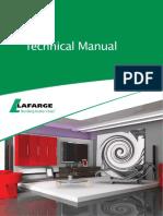 Lafarge Technical Manual