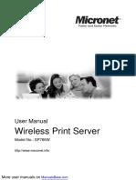 Printserver SP766W