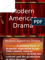 Modern American Drama PP