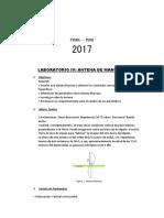 Laboratorio IV de Antenas
