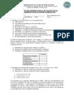 Exámen de Matemáticas A1 Ing Civil 1er Periodo 2017