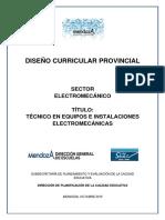 DCP Sector Electromecánico