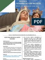 Novena a Maria del Rosario de San Nicolas - Septiembre 2014.pdf