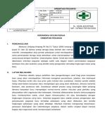 Kerangka Acuan Program Orientasi Yang Ditetapkan Oleh Kepala Pkm