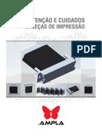 Manutenção e Cuidados Com Cabeças de Impressão V3 Site