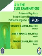 PEE Guidelines 2011