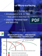 Micro-surfacing Presentation
