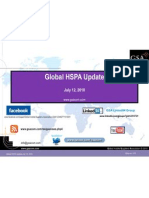 Global HSPA Update July 2010