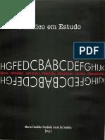 O Léxico Em Estudo-Grafia, Toponimia, Lexicologia, Etmologia, Etc.