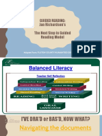curriculum chat guided reading