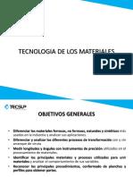 Clasificación y Propiedades de Los Materiales