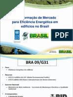 Transformação Eficiência Energética Edifícios - Brasil