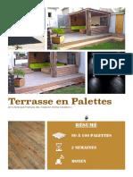 DIY Tutoriel Terrasse Palettes 1001Pallets Francois Torpoon
