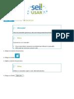 POP 10 Anexar Processo