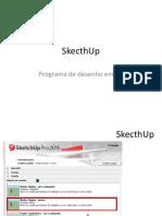 SketchUp- módulo básico