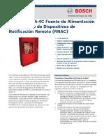 NAC EXTENDER FPP_RNAC_8A_4C_Data_sheet_es.pdf