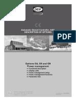 Comissionamento de Gerenciamento de Potência AGC4
