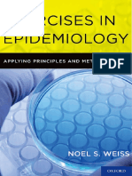 Exercises in Epidemiology Applying Principles and Methods