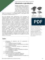 Mecanismos de Aislamiento Reproductivo - Wikipedia, La Enciclopedia Libre