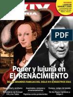 Muy Historia - Agosto 2017- Poder y Lujuria en El Renacimiento