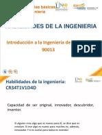 B Habilidades de La Ingenieria