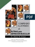 Rutinas Definicion Muscular
