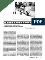 RODRIGUEZ FERNANDO 1988 Vida y Muerte de Una Ideologia Cine Venezolano ENCUENTROS-04-1988