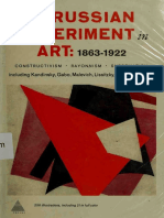Gray Camilla the Russian Experiment in Art 1863-1922 1970