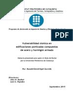 VULNERABILIDAD+SISMICA+EN+EDIFICACIONES+PORTICADAS+COMPUESTAS+DE+ACERO+Y+HORMIGON+ARMADO