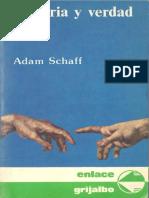 Historia Y Verdad (Adam Schaff).pdf