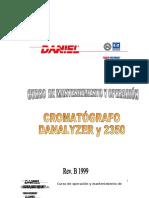 Cromatografia Daniel 2350