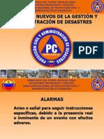 Conceptos Básicos de Protección Civil en Venezuela