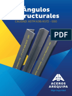 Hoja Tecnica Angulos Estructurales Calidad Dual