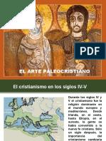 7. Arte paleocristiano-bizantino