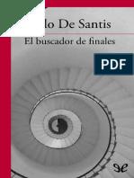 Pablo de Santis - El buscador de finales.pdf