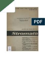 Stromata 1982