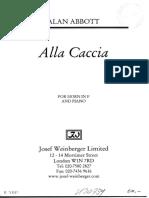 20100607113647 FP 3401 a ABBOTT Alla Caccia Para Trompa en Fa y Piano Trompa