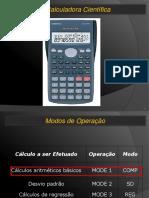 Curso Calculadora Científica