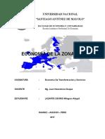 Economía de La Zona Euro