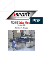 F1 2016 Setup Manual