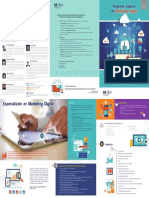 Dossier Programa Superior Marketing Digital 2017