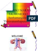 Renal Disorders & Its Management