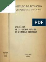 Instituto Económico - Chile