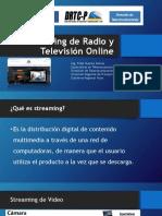 Streaming de Radio y Televisión