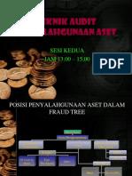 TEKNIK AUDIT PENYALAHGUNAAN ASET tgl 7-11-07.ppt