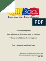 1913+Documentos+Históricos HISTORIA SCOUTS DE COLOMBIA